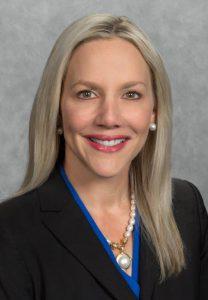 Secretary Julie Brown - Color Headshot Photo