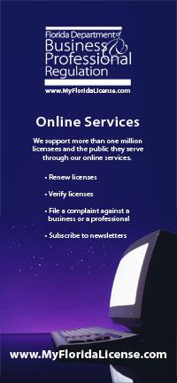 OnLine services banner