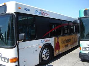 DBPR Bus ad