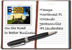 On the Road to Better Business Journal