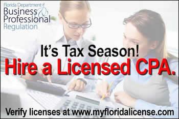 Tax Season - CPA - Print