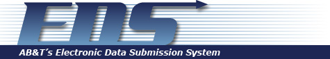 EDS: AB&T's Electronic Data Submission System